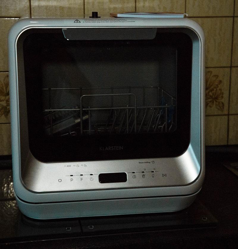 Gut gemocht Geschirrspülmaschine ohne Wasseranschluss - Simplify Technology VX57
